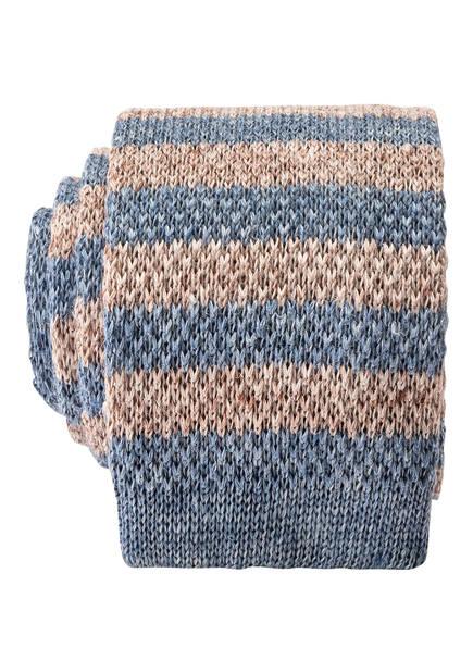 pierre cardin Krawatte , Farbe: BLAU/ BEIGE (Bild 1)