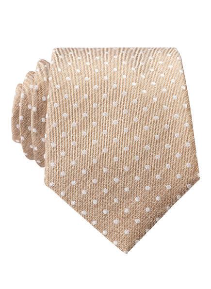 pierre cardin Krawatte , Farbe: BEIGE (Bild 1)