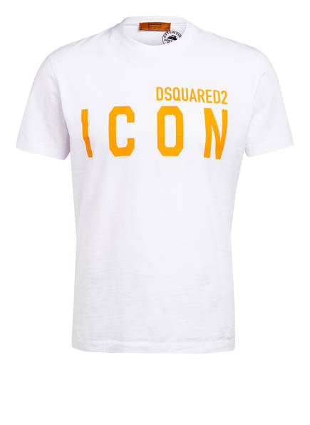 DSQUARED2 T-Shirt ICON , Farbe: WEISS (Bild 1)