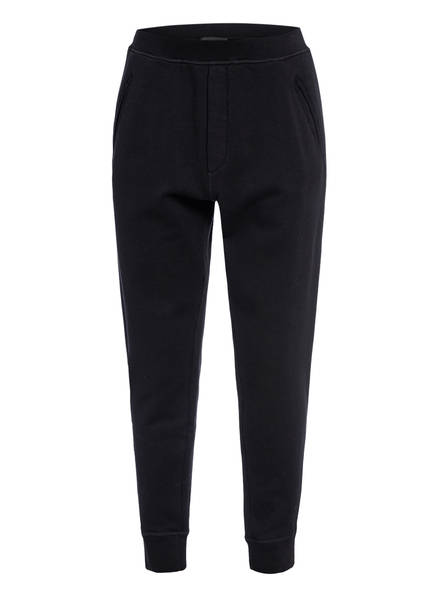 DSQUARED2 Sweatpants, Farbe: SCHWARZ/ WEISS (Bild 1)