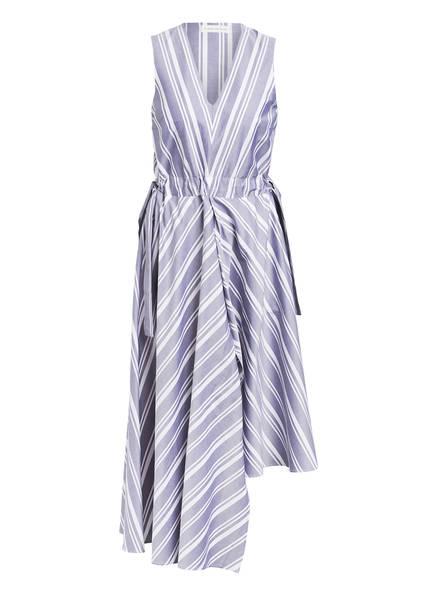 MYKKE HOFMANN Kleid KAYE, Farbe: GRAU/ WEISS (Bild 1)