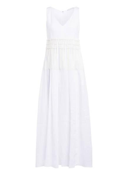 FABIANA FILIPPI Leinenkleid, Farbe: WEISS (Bild 1)