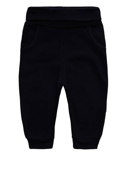 Steiff Sweatpants, Farbe: DUNKELBLAU (Bild 1)