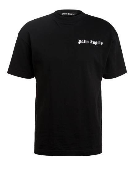 Palm Angels T-Shirt, Farbe: SCHWARZ/ WEISS (Bild 1)
