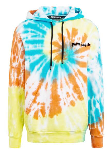 Palm Angels Hoodie, Farbe: GELB/ ORANGE/ BLAU (Bild 1)
