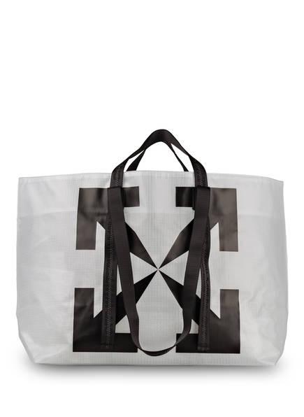 OFF-WHITE Shopper, Farbe: TRANSPARENT/ SCHWARZ (Bild 1)