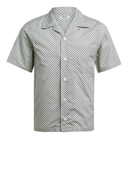 KENZO Resorthemd TIGER Slim Fit, Farbe: HELLGRÜN/ BLAU (Bild 1)