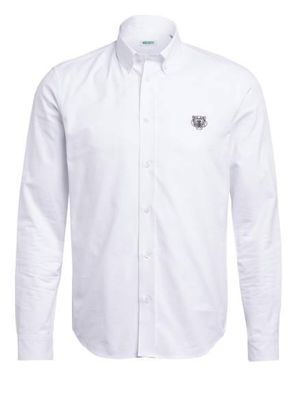 KENZO Hemd TIGER Slim Fit, Farbe: WEISS (Bild 1)
