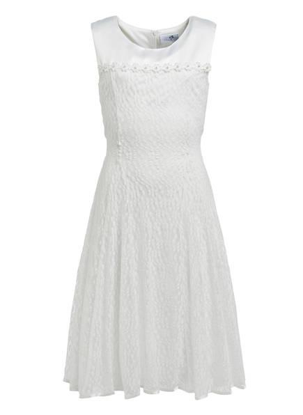 happy girls Kleid mit Spitzenbesatz, Farbe: WEISS (Bild 1)