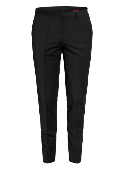 HUGO Kombi-Hose HESTEN Extra Slim Fit, Farbe: 001 BLACK (Bild 1)