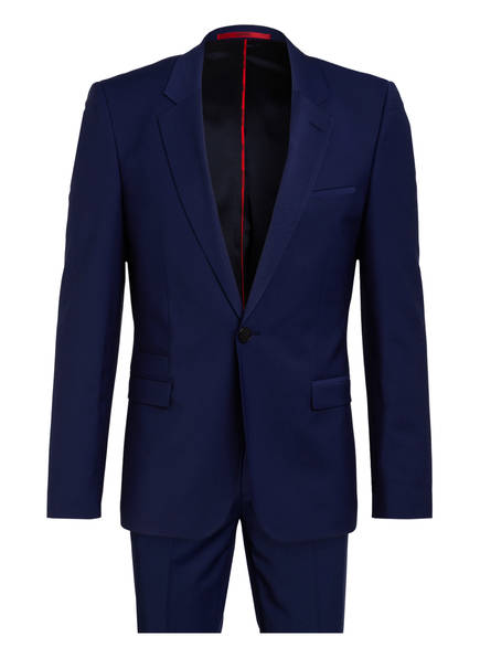 HUGO Anzug ARTI/HESTEN Extra Slim Fit, Farbe: BRIGHT BLUE (Bild 1)