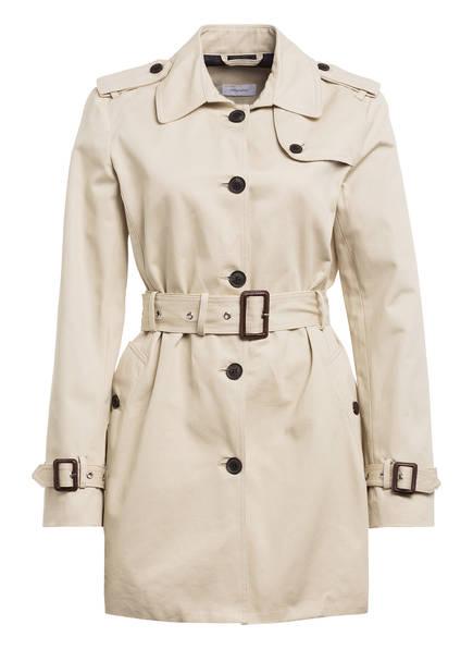 DARLING HARBOUR Trenchcoat, Farbe: CREME (Bild 1)