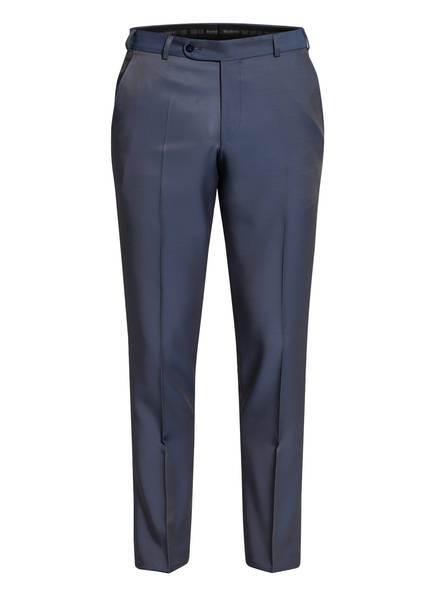WILVORST Smoking-Hose Extra Slim Fit, Farbe: BLAUGRAU (Bild 1)