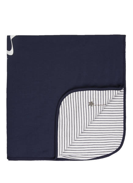 bellybutton Decke, Farbe: DUNKELBLAU (Bild 1)