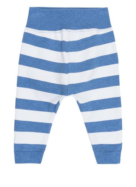 bellybutton Sweatpants, Farbe: BLAU/ WEISS GESTREIFT (Bild 1)