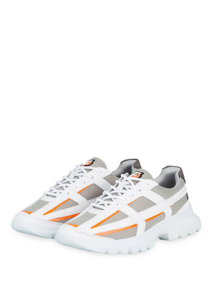FILLING PIECES Sneaker , Farbe: WEISS/ GRAU/ ORANGE (Bild 1)