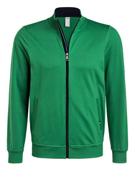 JOY sportswear Sweatjacke MILAN, Farbe: GRÜN (Bild 1)