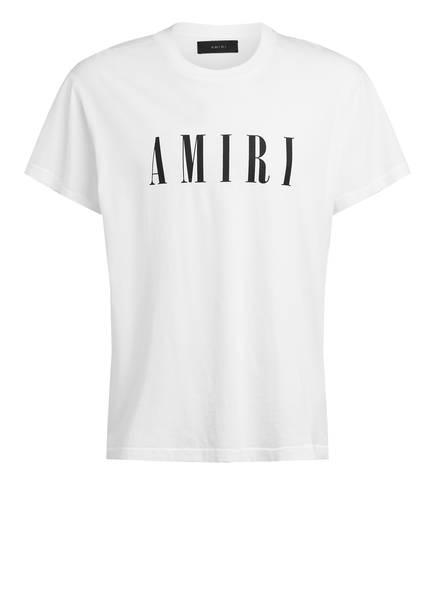 AMIRI Oversized-Shirt, Farbe: WEISS/ SCHWARZ (Bild 1)