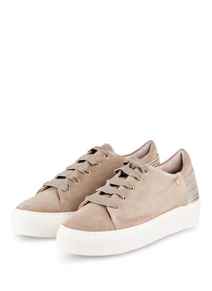 AGL ATTILIO GIUSTI LEOMBRUNI Plateau-Sneaker, Farbe: BEIGE (Bild 1)