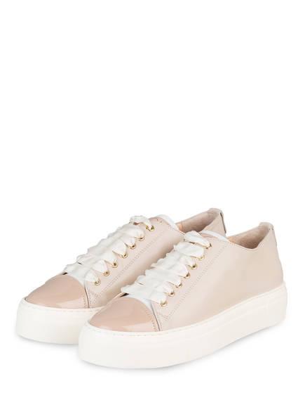 AGL Plateau-Sneaker, Farbe: BEIGE/ CREME (Bild 1)