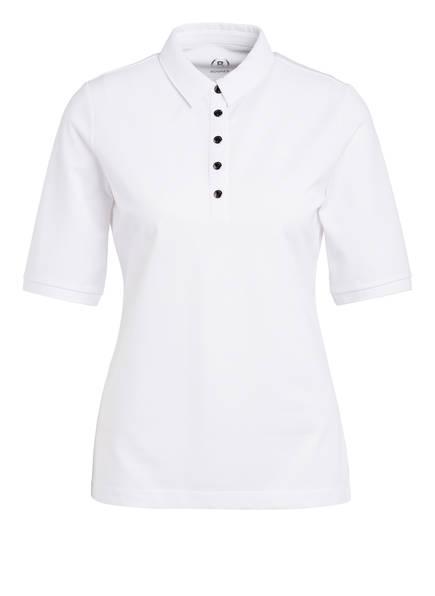 BOGNER Piqué-Poloshirt TAMMY , Farbe: WEISS (Bild 1)
