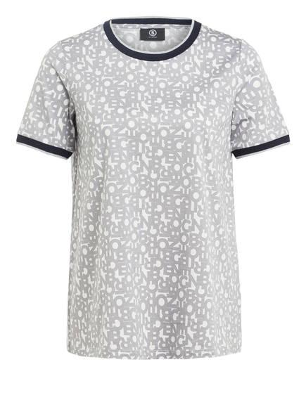 BOGNER T-Shirt JOANA , Farbe: GRAU/ WEISS (Bild 1)