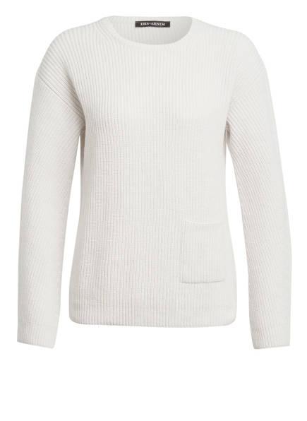IRIS von ARNIM Cashmere-Pullover ARIANA, Farbe: CREME (Bild 1)