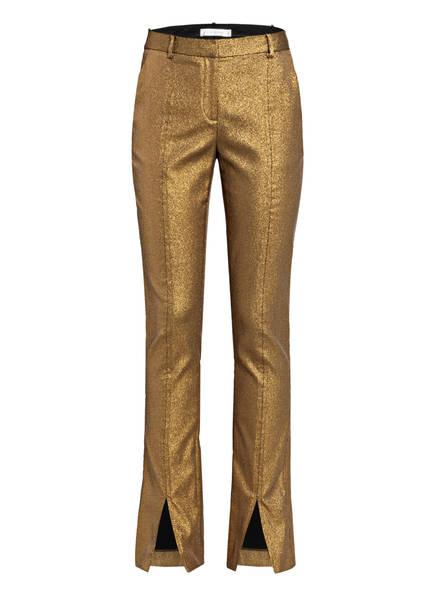VICTORIABECKHAM Hose , Farbe: GOLD (Bild 1)