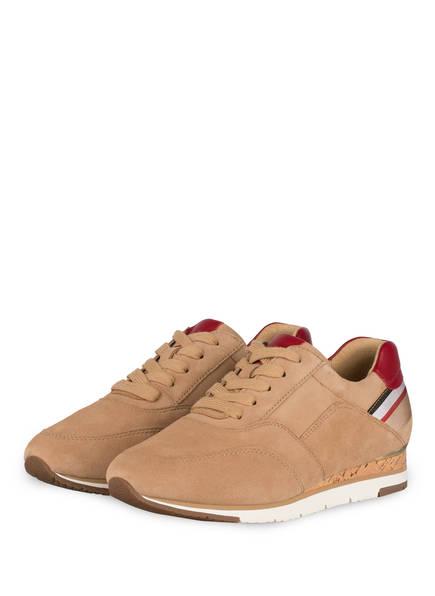Gabor Sneaker , Farbe: HELLBRAUN (Bild 1)