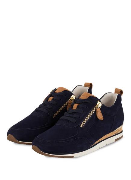 Gabor Sneaker , Farbe: DUNKELBLAU (Bild 1)