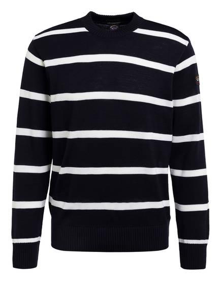 PAUL & SHARK Pullover, Farbe: DUNKELBLAU/ ECRU (Bild 1)