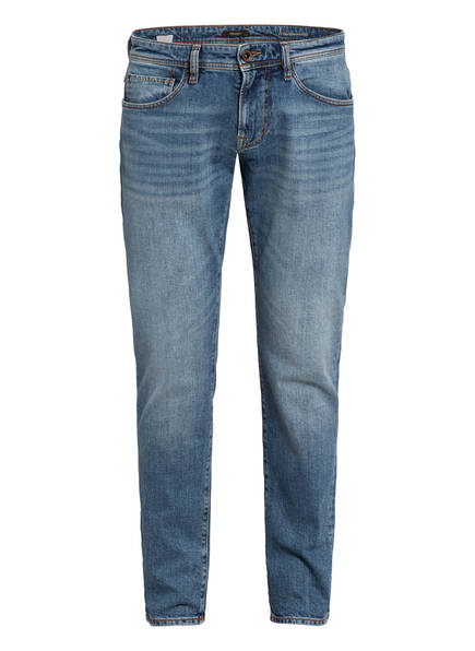 windsor. Jeans RUFFO Slim Fit, Farbe: 434 BRIGHT BLUE 434 (Bild 1)