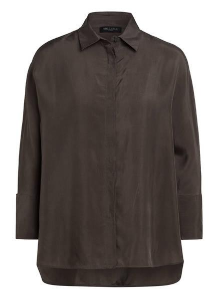ANTONELLI firenze Hemdbluse CORIANDOLO, Farbe: TAUPE (Bild 1)