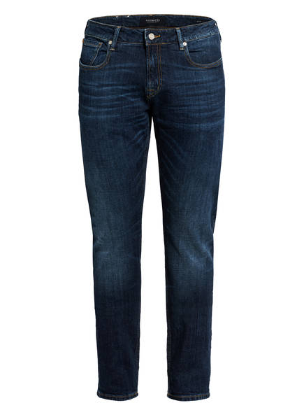 SCOTCH & SODA Jeans Slim Carrot Fit, Farbe: 3471 ICON BLAU (Bild 1)