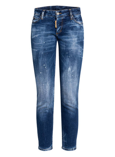 DSQUARED2 7/8-Jeans JENNIFER , Farbe: 961 DENIM BLUE (Bild 1)