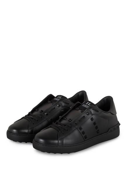 VALENTINO GARAVANI Sneaker ROCKSTUD UNTITLED , Farbe: SCHWARZ (Bild 1)