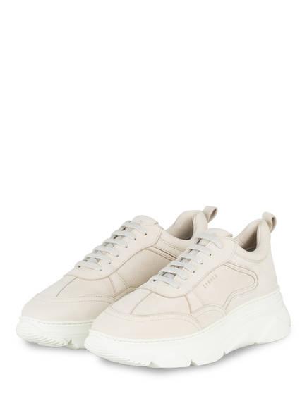 COPENHAGEN Plateau-Sneaker, Farbe: CREME (Bild 1)