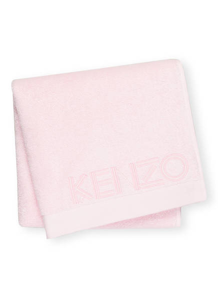 KENZO Handtuch ICONIC, Farbe: ROSA (Bild 1)