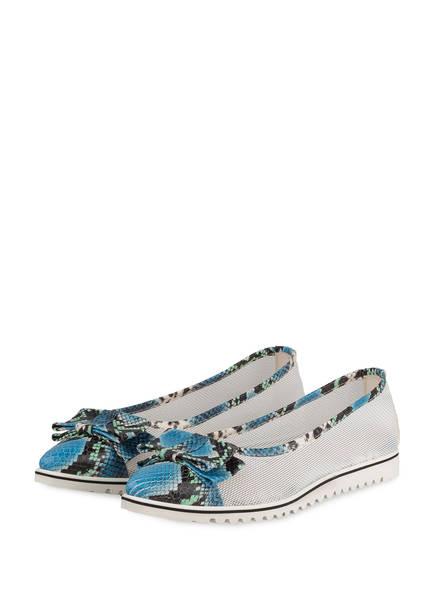 Blaue Ballerinas für Damen online kaufen :: BREUNINGER