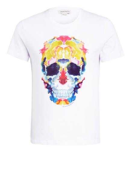 ALEXANDER McQUEEN T-Shirt , Farbe: WEISS (Bild 1)