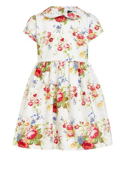 POLO RALPH LAUREN Kleid, Farbe: WEISS/ GRÜN/ ROT (Bild 1)