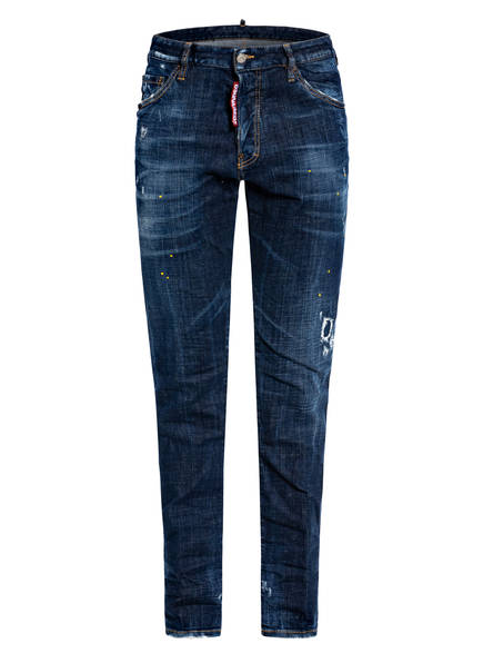 DSQUARED2 Jeans COOL GUY Extra Slim Fit, Farbe: 470 BLUE (Bild 1)