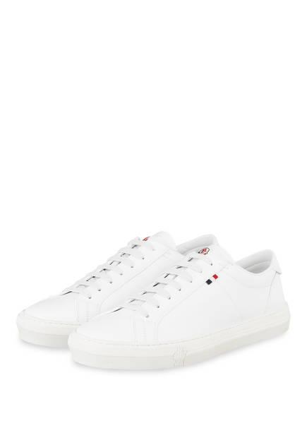 MONCLER Sneaker NEW MONACO , Farbe: WEISS (Bild 1)