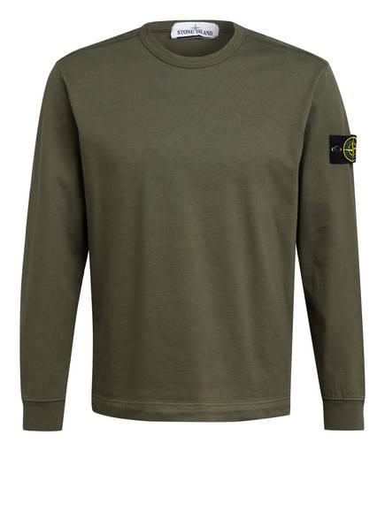STONE ISLAND Sweatshirt, Farbe: OLIV (Bild 1)