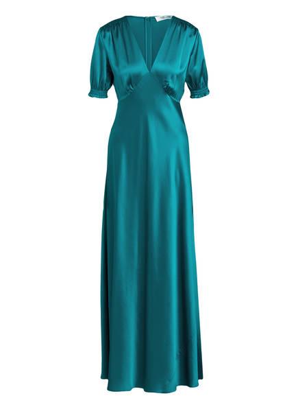 DIANE VON FURSTENBERG Abendkleid AVIVANNA, Farbe: PETROL (Bild 1)