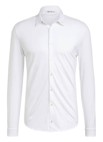 Stefan Brandt Jerseyhemd OTIS Regular Fit, Farbe: WEISS (Bild 1)
