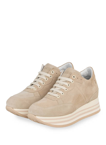 FIAMME Plateau-Sneaker , Farbe: BEIGE (Bild 1)