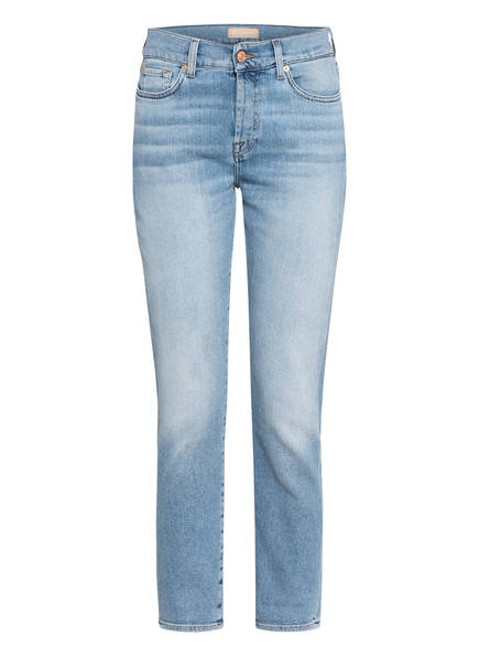 7 for all mankind Jeans ASHER LUXE VINTAGE, Farbe: LUXE VINTAGE BLUE EYES LIGHT BLUE (Bild 1)