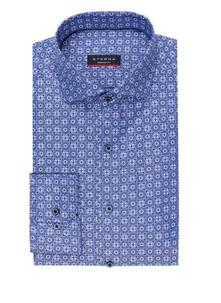 ETERNA Hemd Modern Fit, Farbe: BLAU/ WEISS (Bild 1)