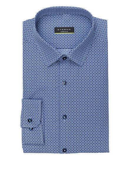 ETERNA Hemd Super Slim Fit, Farbe: BLAU/ HELLBLAU (Bild 1)